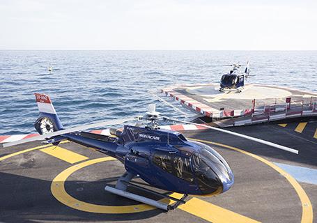 Crédito: Monacair Helicopter